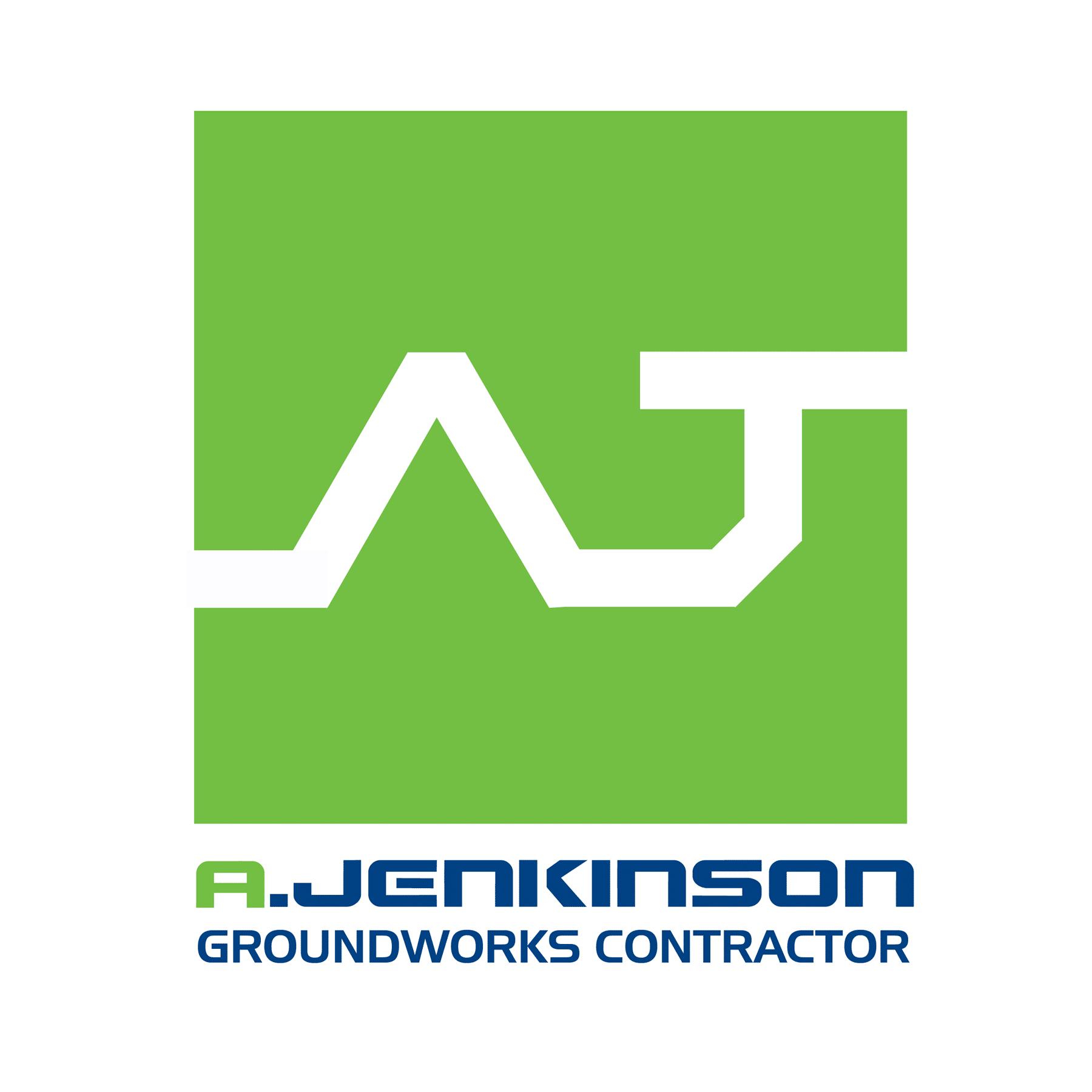 A-Jenkinson Logo