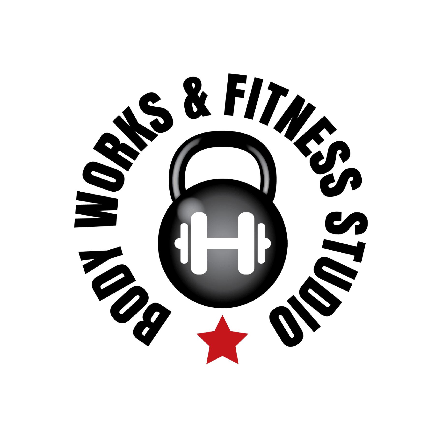 Body Works & Fitness Studio Logo