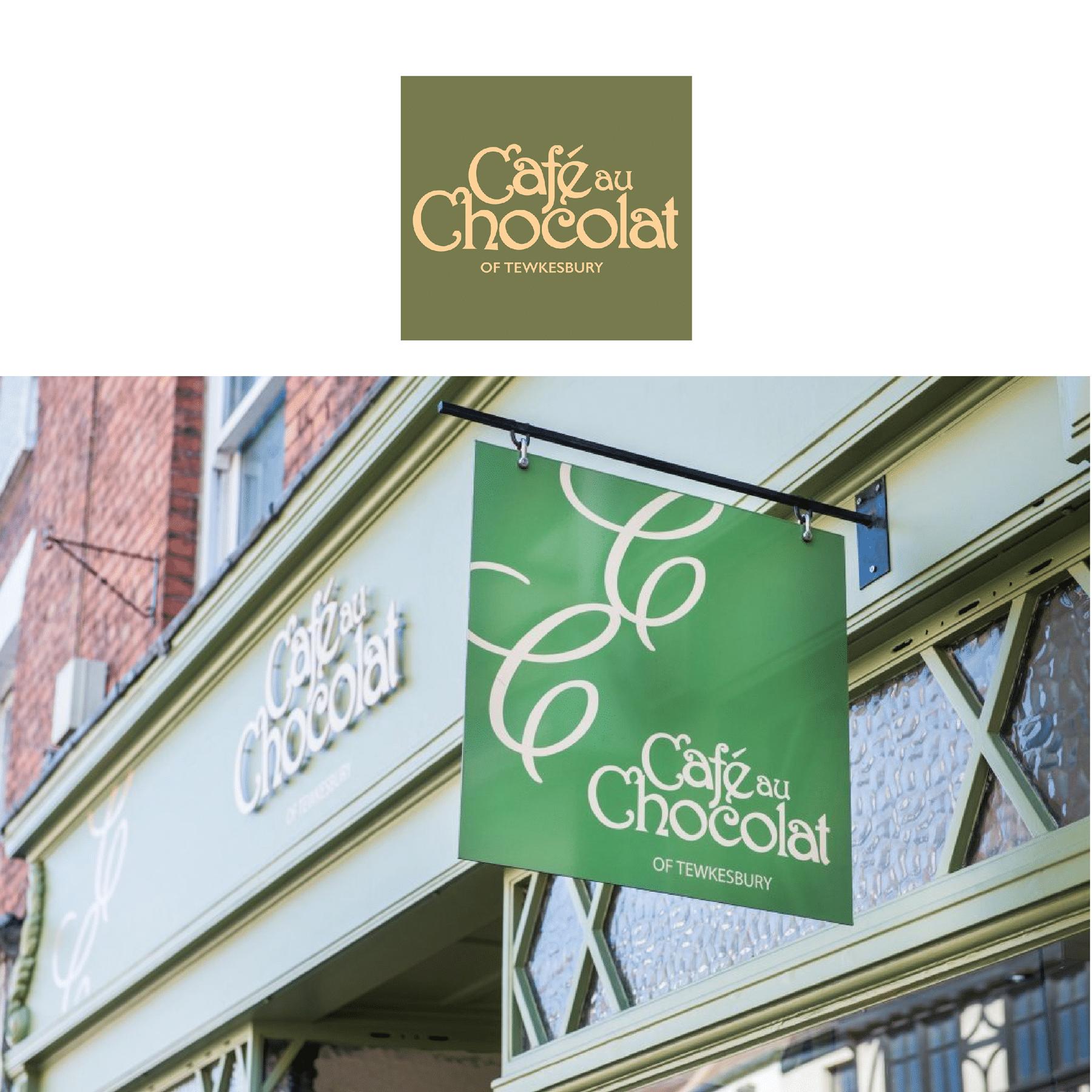 Café Chocolat Logo