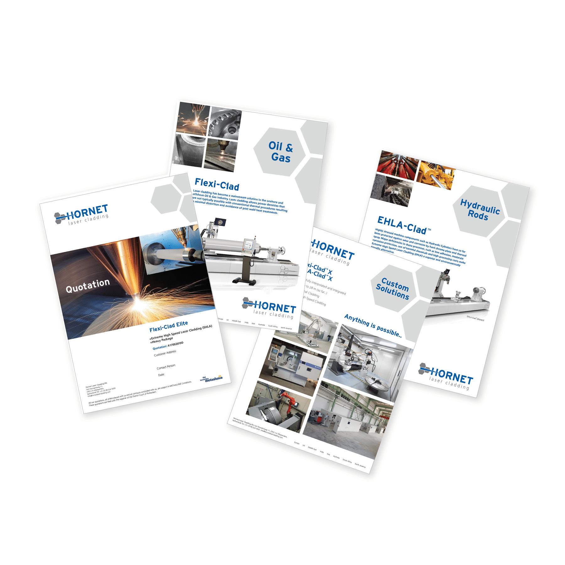 Hornet Brochure