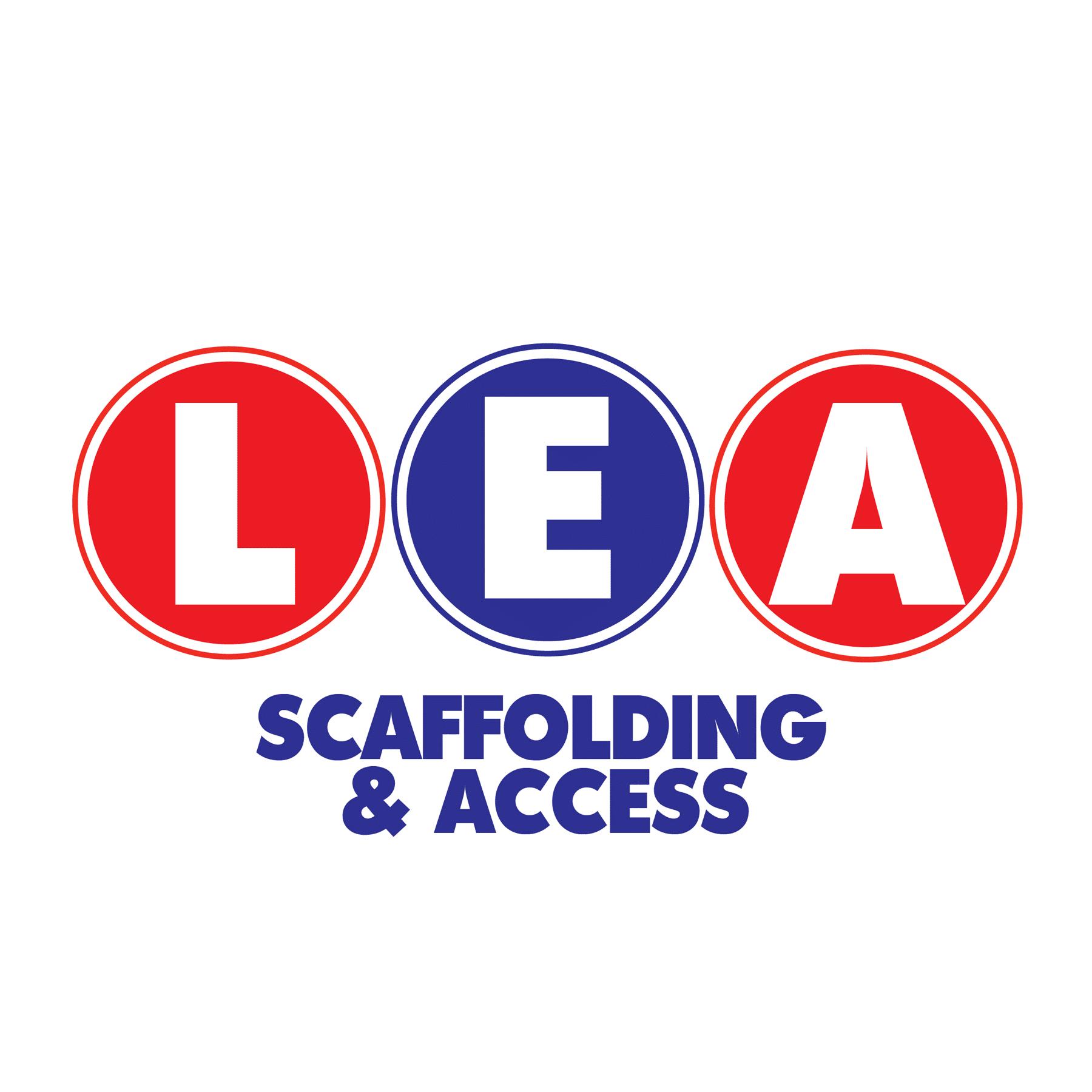 LEA Scaffolding & Access Logo