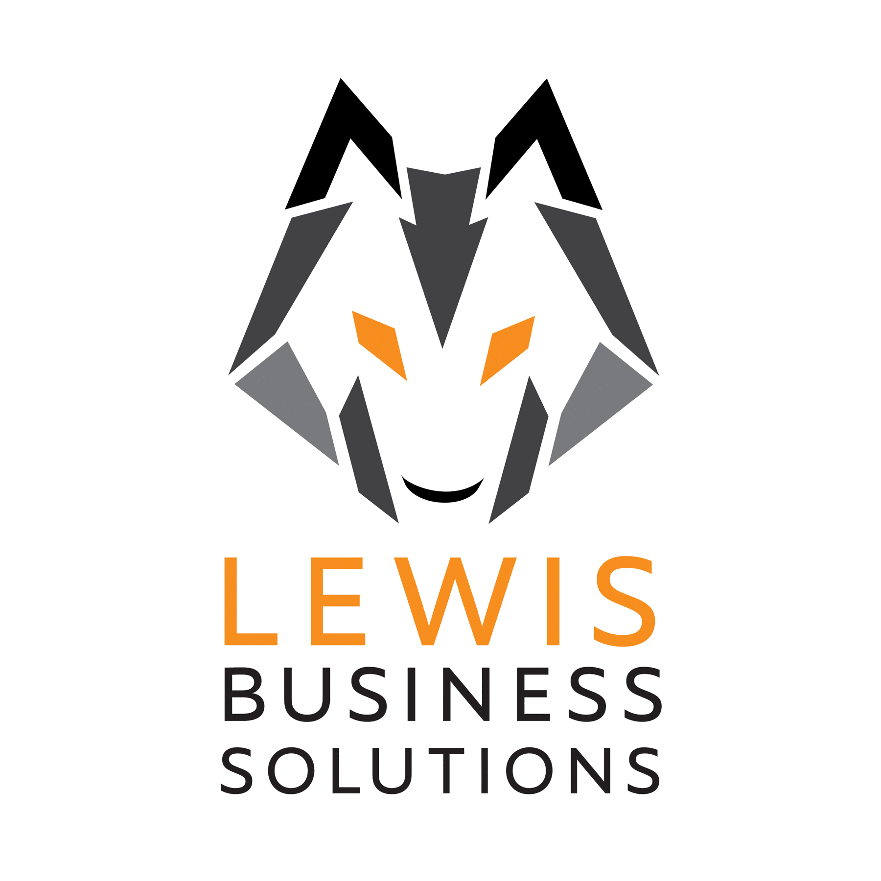 Lewis Business Solutions Logo