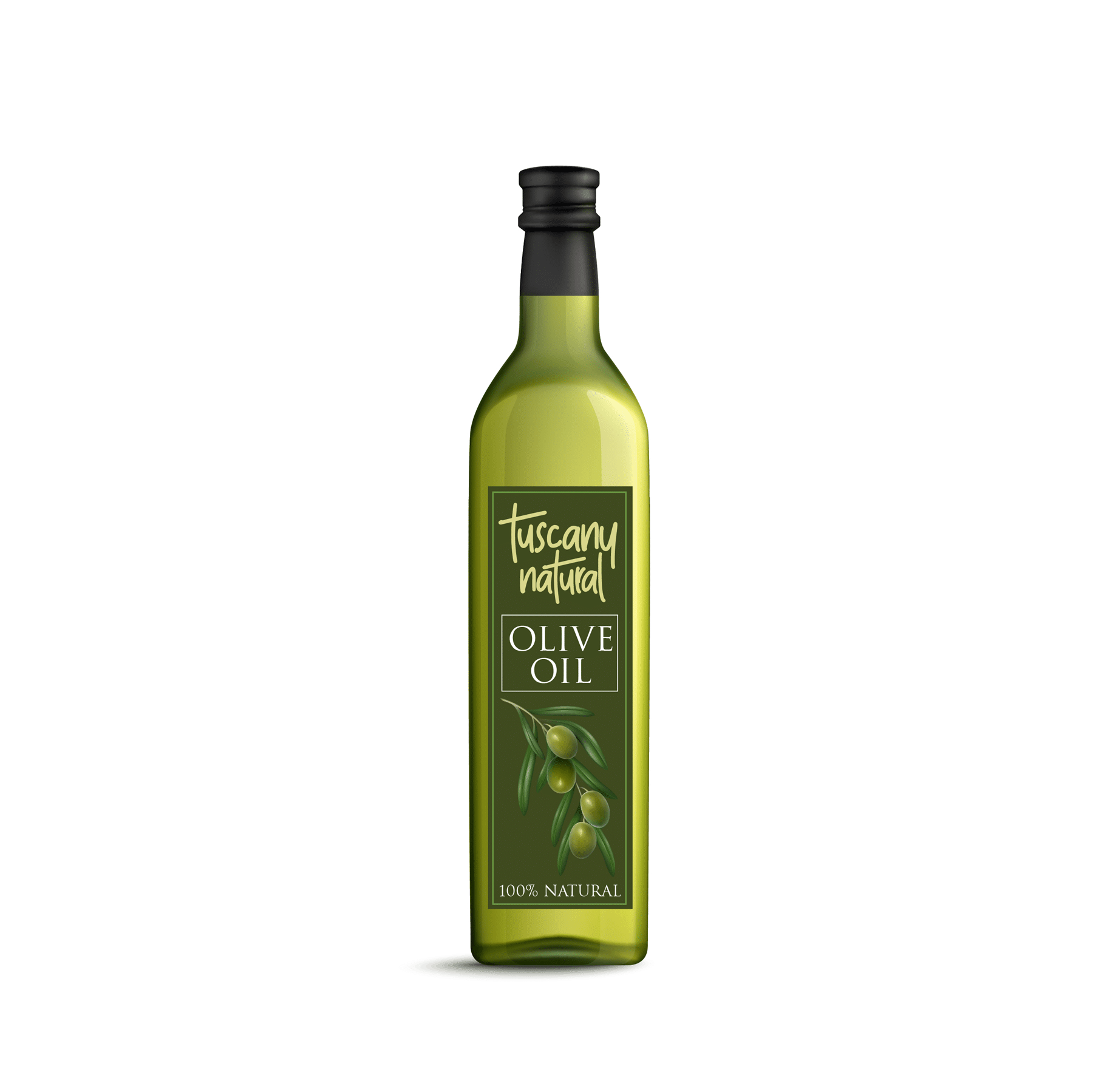 Tuscany Olive Oil Packaging